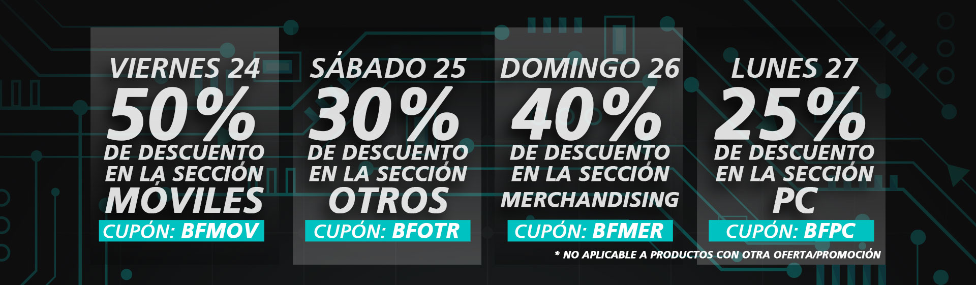 Banner Principal BLACK FRIDAY 2017 2