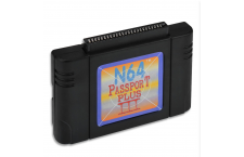 Adaptador NTSC a PAL Nintendo 64 Passport Plus III