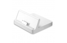 Base Dock iPad Blanco