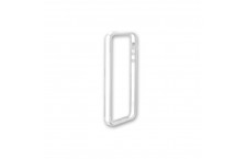 Bumper Iphone 5/ 5S / 5C Blanco y Transparente