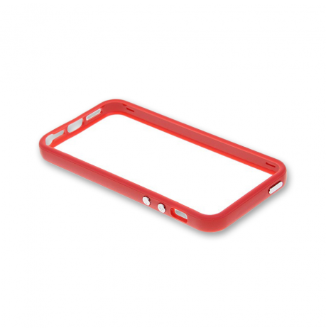 Bumper Iphone 5/ 5S / 5C Rojo