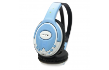 Cascos MP3 Walking Music AZUL