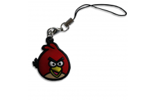 Colgante Angry Birds Red