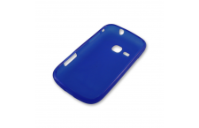 Funda Gel Samsung Galaxy Mini 2 Azul