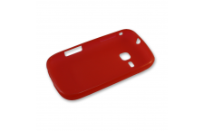 Funda Gel Samsung Galaxy Mini 2 Roja