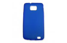 Funda Gel Samsung Galaxy S2 Azul