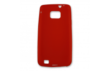 Funda Gel Samsung Galaxy S2 Roja