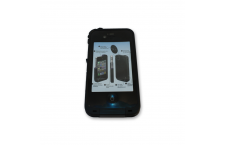 Funda Impermeable iPhone 4/4 S Negra