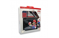Funda Pack MARIO BROS NEGRO