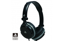 Headset Estereo NEGRO/GRIS 4GAMERS