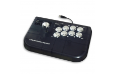 Joystick Arcade  PlayStation 3 Negro