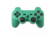 Controle Compatible Dualshock 3 Wireless VERDE MENTA