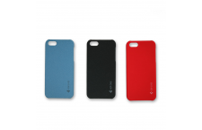 Pack 3 Protectores Rígidos iPhone 5 / 5S Tacto Suave