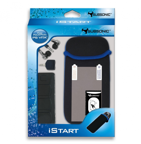 Pack PS Vita 1000 iStart