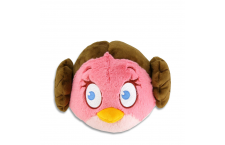 Peluche Angry Birds Star Wars Leia