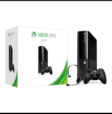Xbox 360 Slim E 250gb Segunda Mano Xbox Xbox 360 Slim E Consolas
