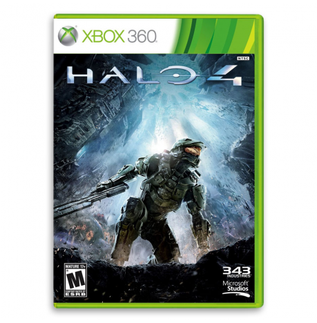 Xbox 360 Slim E 250GB + 'Halo 4 + Tomb Raider'