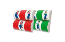 Estuche Magic Tube Mario & Luigi