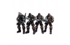 Set Figuras Gears Of War Figuras