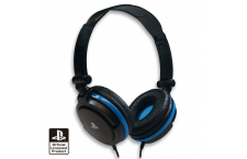 Head Set NEGRO/ AZUL 4GAMERS