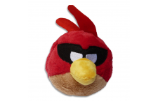 Peluche Angry Birds Space Rojo
